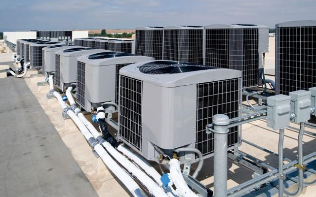 commercial-ac-unit-repair and aircon installations