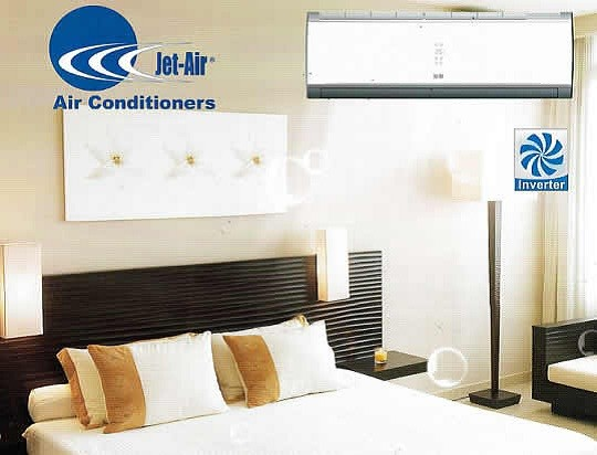 Get Specials on Jet Air Aircons at Technicool